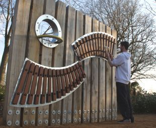 Acoustic Arts - Outdoor Musical Instruments and Musical Installations