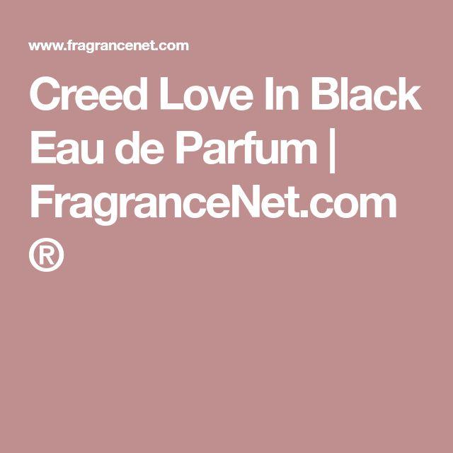 Creed Love In Black Eau de Parfum | FragranceNet.com®
