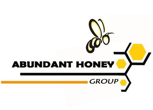 LOGO ABUNDANT HONEY GROUP : Nos dedicamos a la venta de productos de las abejas y para las abejas | leonardomor