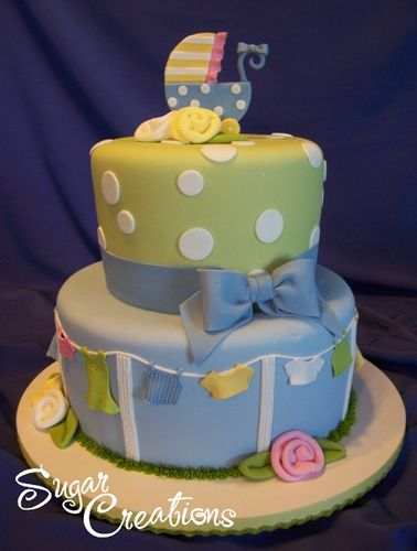 Baby Shower Cake~~ Let's follow each other and share all the great interesting stuff we all love.~~ Christy Tusing Borgeld