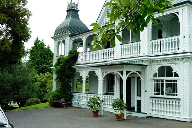 Alberton House, Auckland, New Zealand.