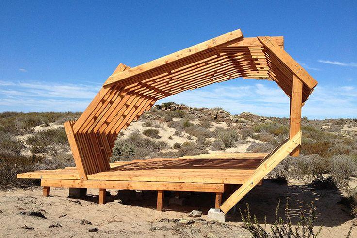 escala arquitectura designs observatories for baja california's beaches