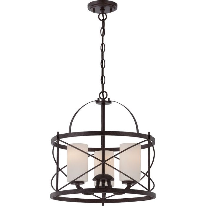 Add this stylish pendant to your living room for an elegant finishing touch to your decor, or hang a pair above the kitchen island to illuminate the heart of your home.