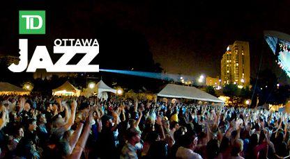 TD Ottawa Jazz Festival 2015
