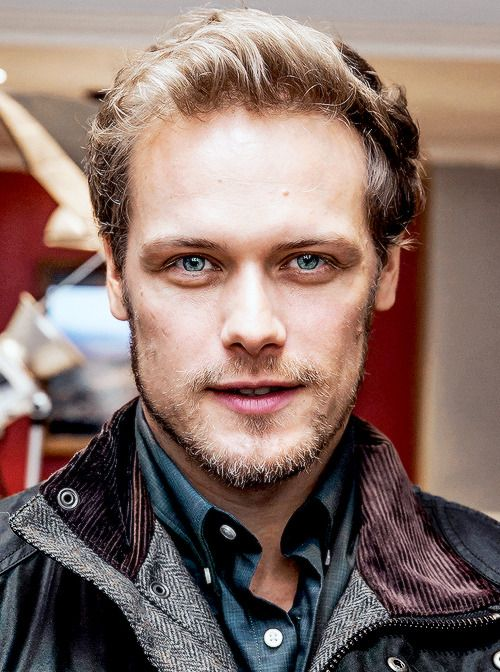 Sam Heughan attends the Barbour Store Events on September 29, 2017 in New York City