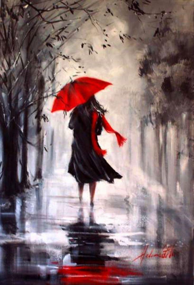 rain  rain: metre giant umbrella