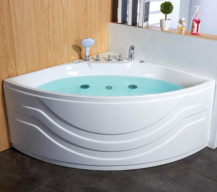 8 best Corner Bathtub With Motor SB-7518 images on Pinterest | Motors