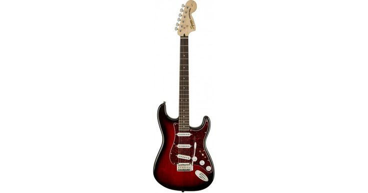 Standard Stratocaster in Antique Burst