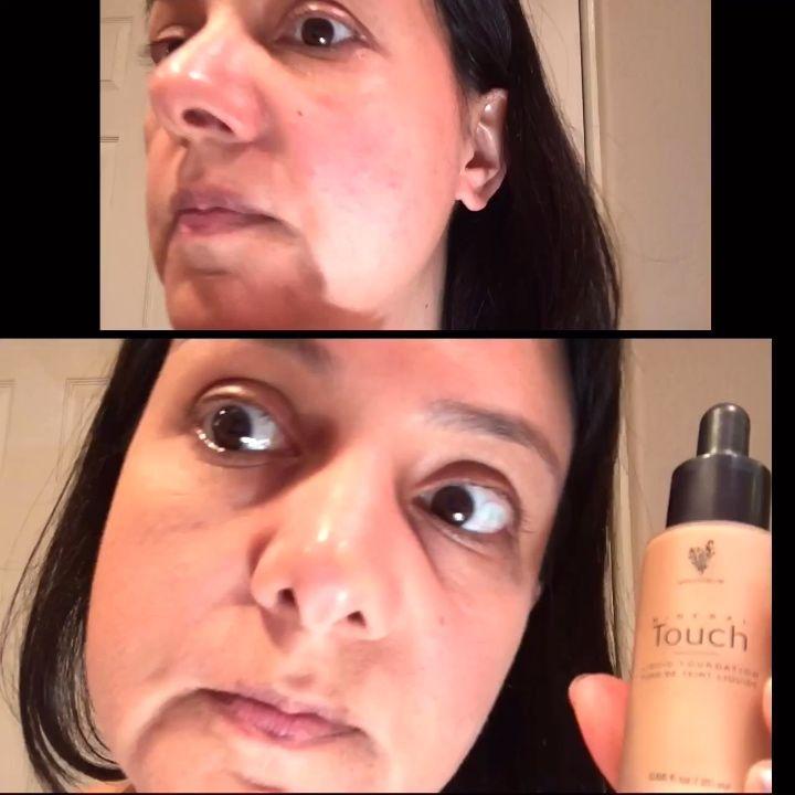 Maquillaje liquido touch funciona súper bien!  - https://flipagram.com/f/pM7nh5Yzvy