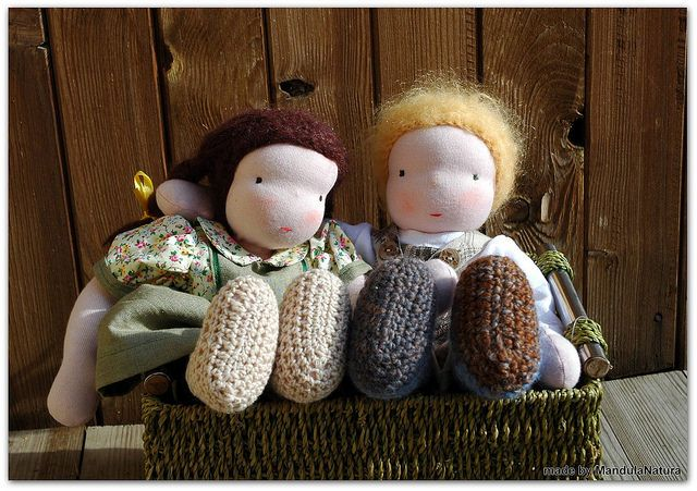 Isabelle&Dominic | by Mandula Dolls