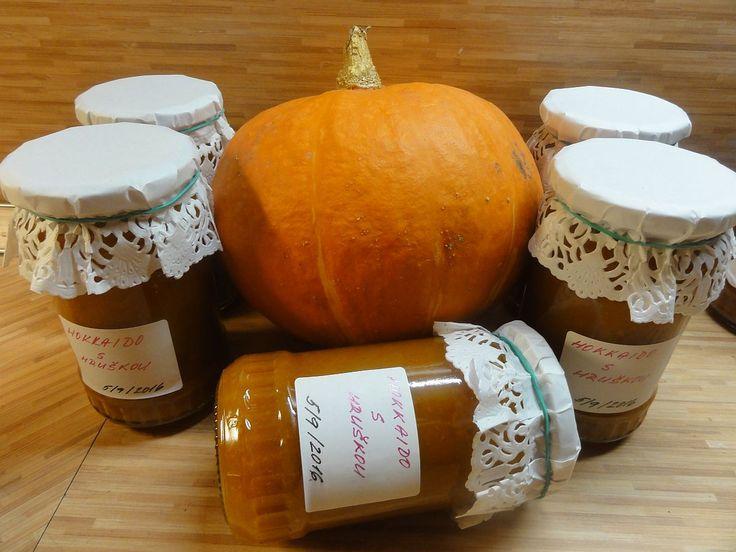 Dýňový džem | recept. Podzim je čas dýní. Pryč jsou doby, kdy se u nás pěstovaly jen obří dýně Goliáš a zavařoval
