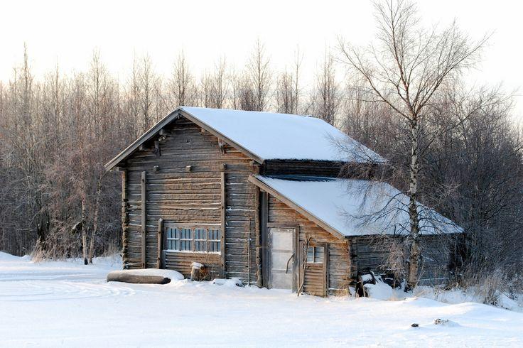 https://flic.kr/p/5MPYUu   Winter walk around Selkie, North Karelia, Finland