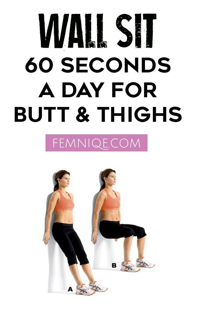 141 Best Big Butt Butt Workouts Immagini su Pinterest-6311