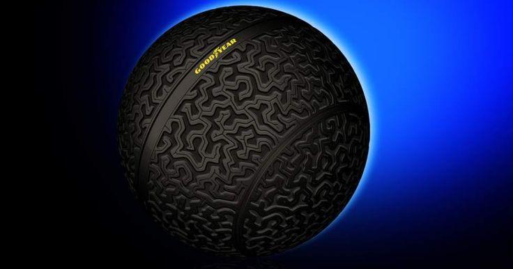 http://ift.tt/2n0SskE Impresionantes neumáticos esféricos futuristas creados por Goodyear