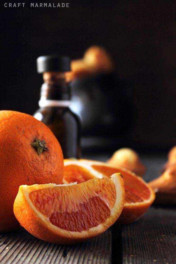 Madeleines all'acqua di fiori d'arancio