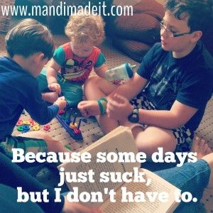 Some days just suck... - mandimadeit