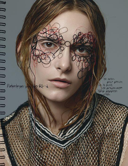 axxs10 Tush Magazine S/S 2014 | Dalianah Arekion ,Stephanie Rad + More by Armin Morbach