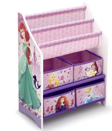 unbsp el dormitorio disney princess se completa con este lindo librero extra