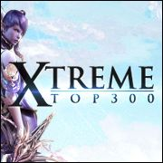#Xtremetop300 list is sorted by user votes. Our #toplist unites the best mmorpg game servers and gives you the possibility to add your game server for free.  If you add you site details for the first time you will receive 7 days of golden membership!