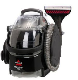 Our Favorite Spot Cleaners for Carpet and Upholstery: Bissell SpotClean Pro Carpet Spot Cleaner Model 3624