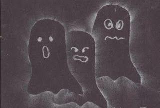 Itsabouttimeteachers: Ghost Rubbings