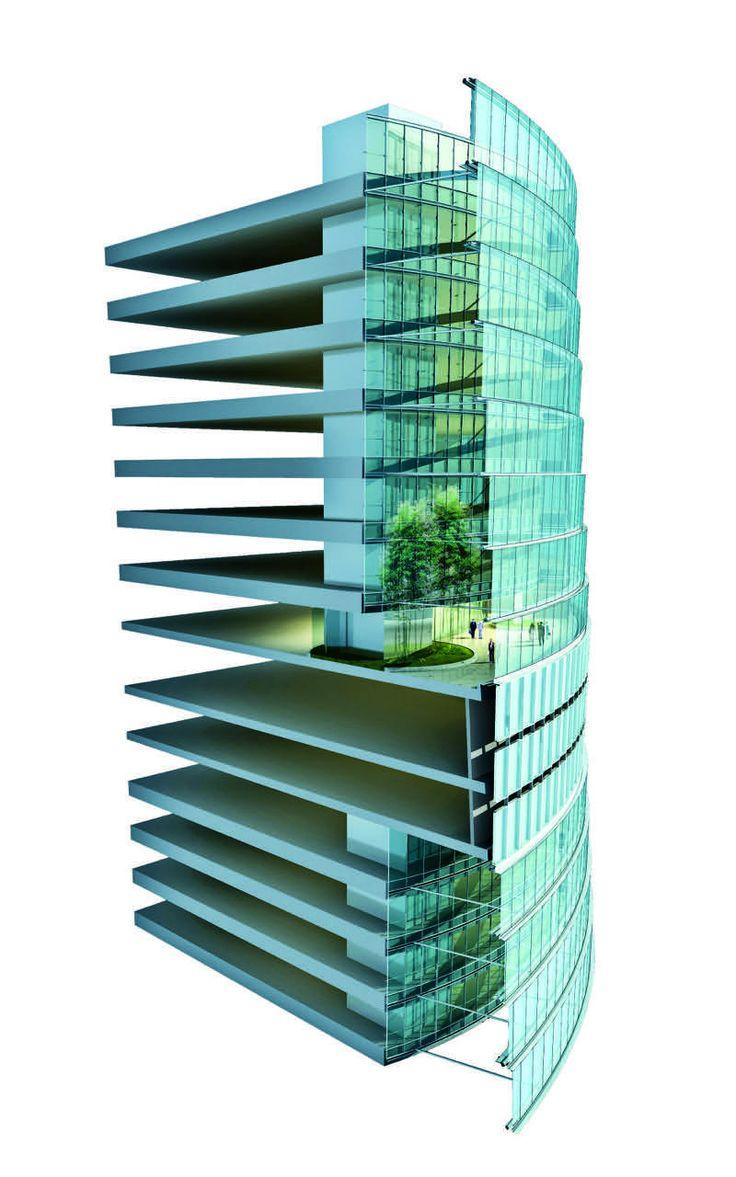 Gallery of Shanghai Tower  / Gensler  - 39