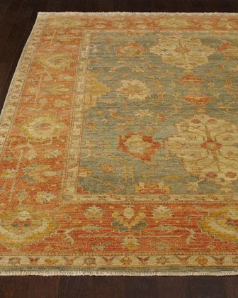 Shop Makam Oushak Rug From Harounian Rugs International At Horchow, Where  Youu0027ll Find New Lower Shipping On Hundreds Of Home Furnishings And Gifts.