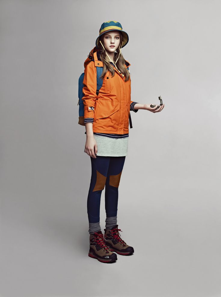The North Face White Label Collection Korea
