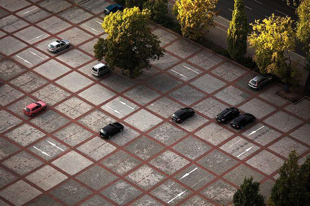 Parkplatz möglichkeit