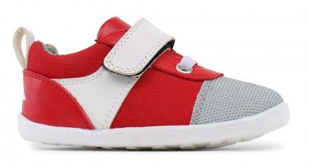 Bobux Step Up Edge Red Shoes