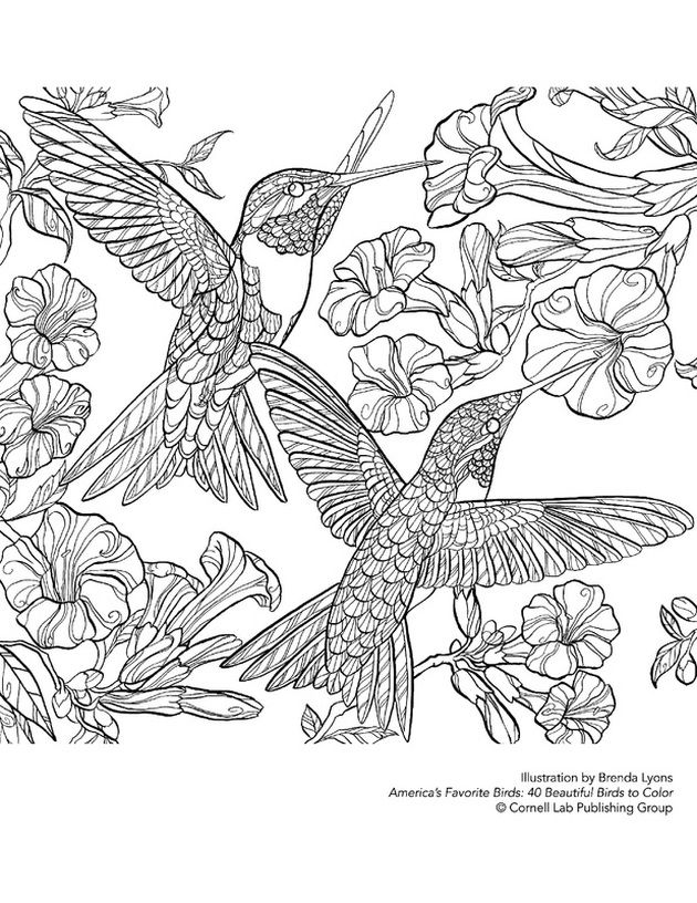 Beautiful Prints To Color And Use In Your Home