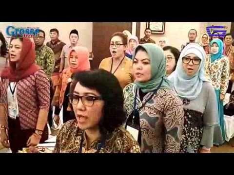 Rapat Kerja Wilayah I INI Propinsi Banten di Anyer, Serang, Perkenalan A...