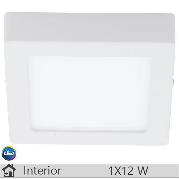 Plafoniera LED iluminat decorativ interior Eglo, gama Fueva, model 94074 http://www.etbm.ro/eglo