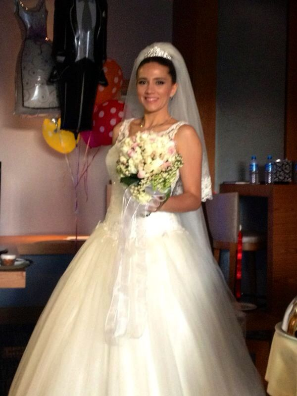 My #wedding #düğün #çiçek #buket
