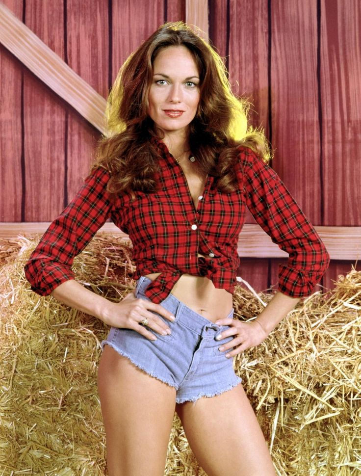 "No one can wear Daisy Dukes better than the original Daisy Duke. When Catherine Bach first debuted denim cut-out shorts in the 1979 hit series ""The Dukes of Hazzard,"" the rest was history. On the anniversary of the beloved show's release on Jan. 26, 1979, see who else has rocked Daisy Dukes ..."