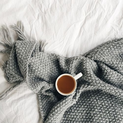 Any takers on snuggling and drinking coffee in bed all day?