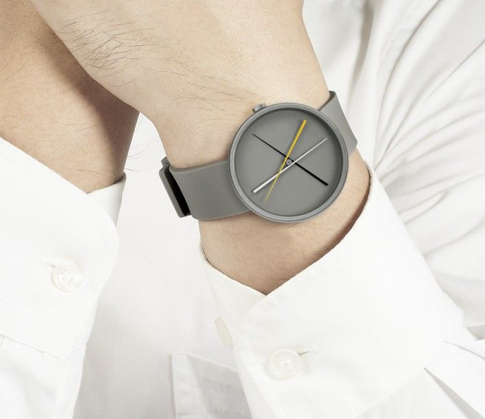 Crossover Watch by PROJECTS WATCHES