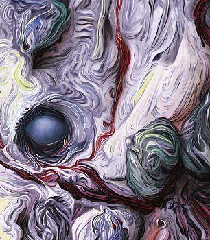 glenn brown painter - Google Search