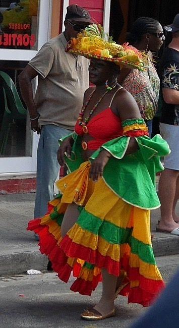 Carnaval - Grand Bourg - Marie Galante