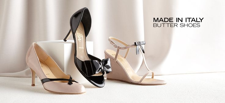 Made in Italy: Butter Shoes - http://tieasy.net/made-in-italy-butter-shoes/
