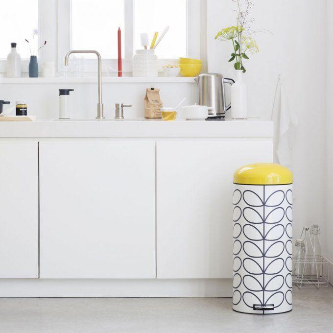 Les 63 meilleures images du tableau poubelles sur - Poubelle cuisine blanche ...