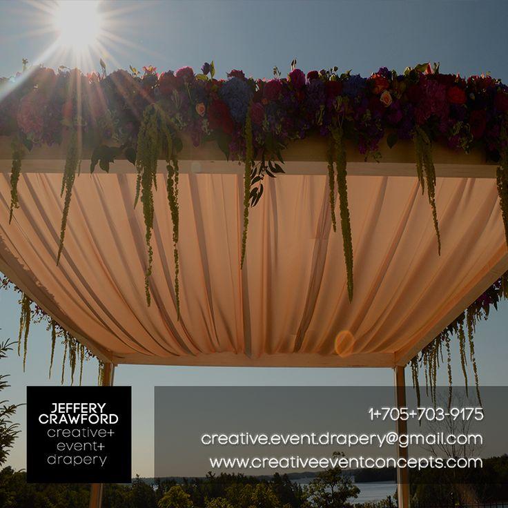 Chuppahs & Mehitzas   Jeffery Crawford Creative Event Drapery   1+705+703-9175   creative.event.drapery@gmail.com   www.creativeeventconcepts.com #Muskoka #Toronto #EventDrape #EventDrapery #TentCanopies #TentDraping #CeilingCanopies #CeilingDraping #Backdrops #WeddingBackdrops #CeremonyBackdrops #HeadtableBackdrops #Chuppahs #ChairCovers #Lighting #AisleRunners #EventCarpet #Decor #LiveEvents #SpecialEvents #Events #Wedding #Weddings #MuskokaWedding #MuskokaWeddings #EventProfs