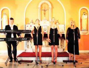 Church choir - Blush