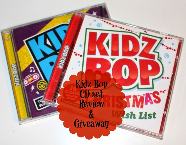 Kidz Bop CD Set ~ Christmas Wishes and Kidz Bop 26 ~ #Review and #Giveaway