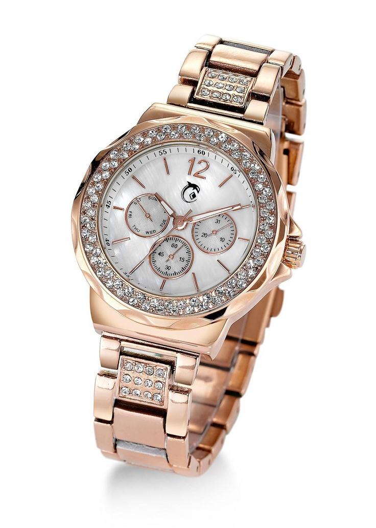 Náramkové hodinky Tiara Veľmi luxusné • 27.99 € • Bon prix