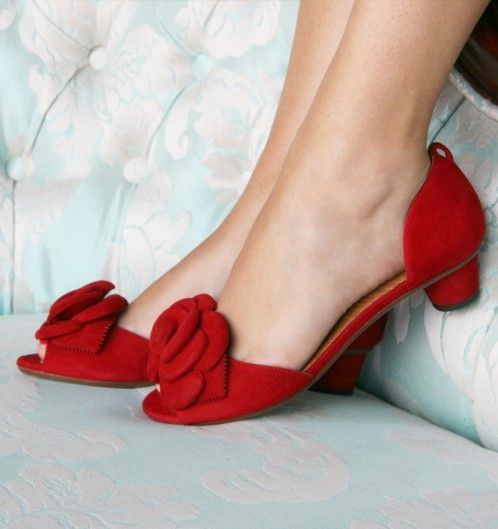 Iron Fist Lamby bootie, Schuhe, Stiefel & Stiefeletten, Hohe Stiefeletten, Blau, Rot, Gemustert, Female, 36