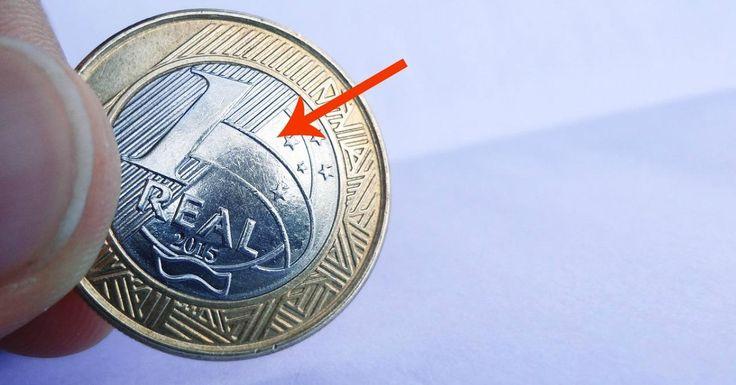 Uma moeda por um anel.