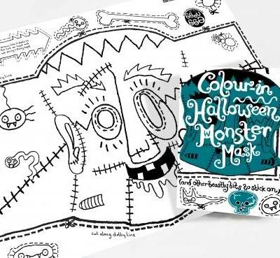 Eggnogg-colour-in-mask-monster-new-2014-main-571-571 - $4.95. Available from: http://pennyfarthingkids.com.au/product-category/things-for-gifts/# #penny #farthing #kids #gifts