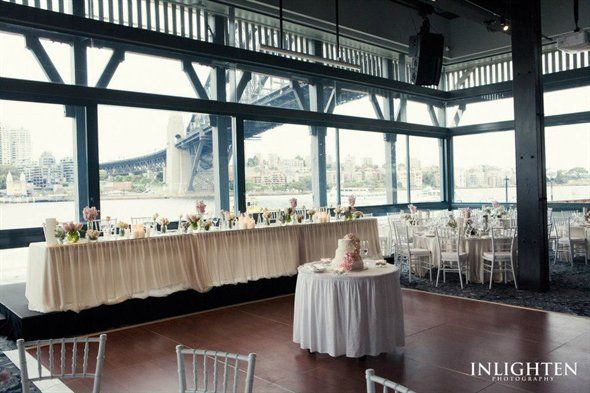 Wedding Venues image by : The Sebel Pier One Sydney