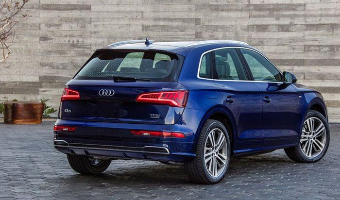 New 2018 Audi Q5 Release Date